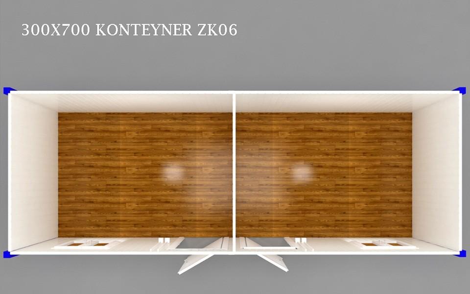 ZK-06 KONTEYNER - PLAN
