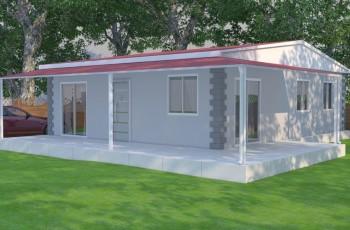 85 m² Tek Katlı